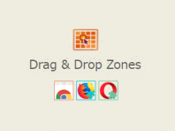 検索支援アドオン「Drag & Drop Zones」が復活してた、だがしかし、