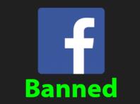 Facebookでアカウントを作ったけど瞬間的に凍結された【BAN継続中】