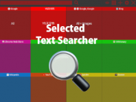 検索支援ツールSelected Text Searcherを使ってみた感想(Chrome / Firefox)